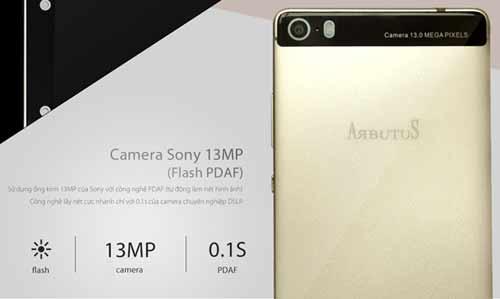 Tổng quan về  Smartphone  Max pro vừa ra mắt của Arbutus - 4
