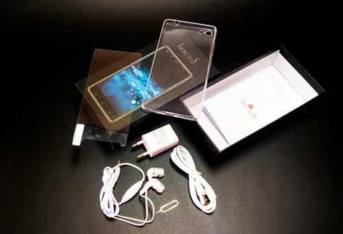 Tổng quan về  Smartphone  Max pro vừa ra mắt của Arbutus - 5