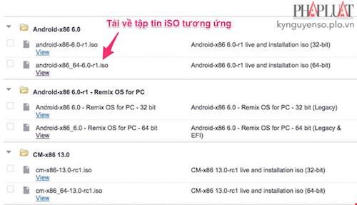 Cách chạy Android 6.0 trực tiếp trên USB - 1