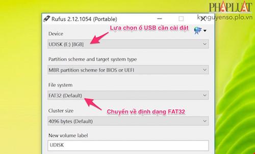 Cách chạy Android 6.0 trực tiếp trên USB - 2