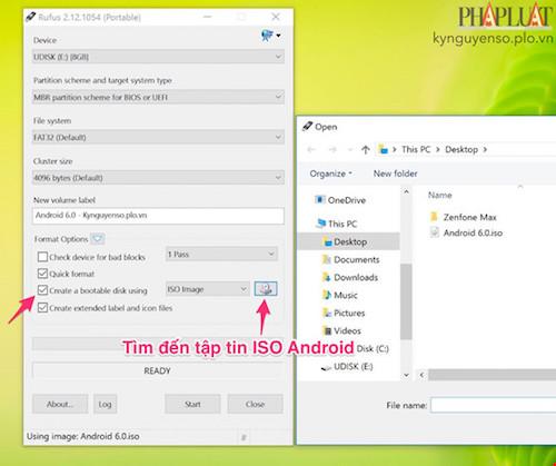 Cách chạy Android 6.0 trực tiếp trên USB - 3