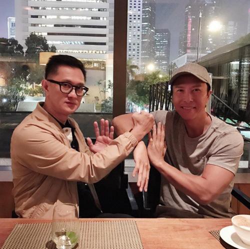 Chân Tử Đan khiến fan tò mò cực độ về siêu phẩm kung fu cuối cùng - 2