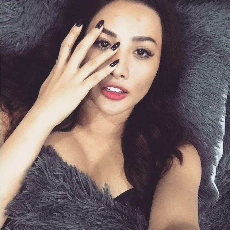 """""""Tình cũ"""" Lương Bằng Quang sexy vô bờ với nội y buộc dây - 5"""