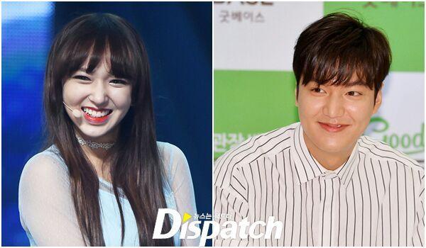 """Bạn gái Lee Min Ho phải coi chừng """"thánh nữ"""" này - 2"""