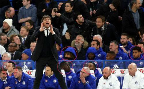 "Chelsea có biến: 5 sao bất mãn vì Conte ""nuốt lời"" - 1"