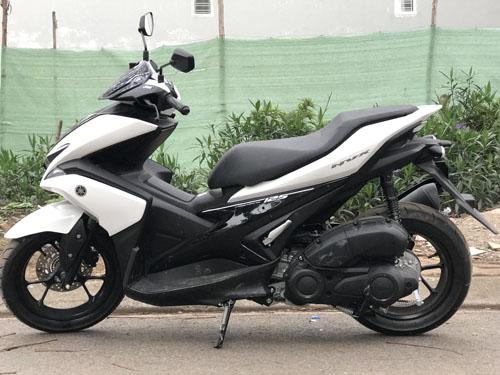 """Yamaha NVX 125 """"ám ảnh"""" Honda Air Blade 125 ra sao? - 2"""