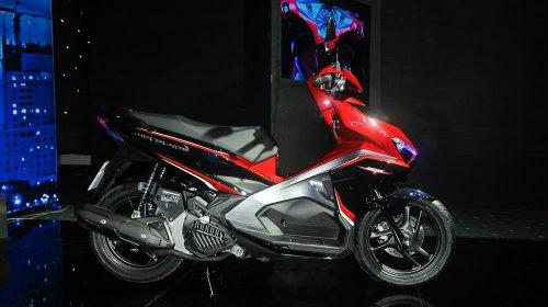 """Yamaha NVX 125 """"ám ảnh"""" Honda Air Blade 125 ra sao? - 3"""