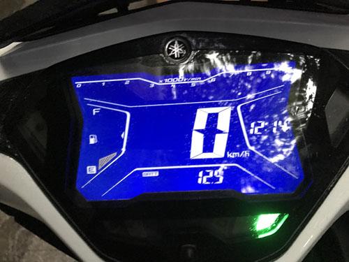 """Yamaha NVX 125 """"ám ảnh"""" Honda Air Blade 125 ra sao? - 4"""