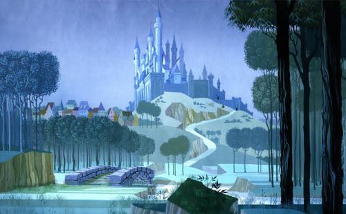 10 cảnh ngoài đời đẹp như cổ tích trong phim Disney - 1