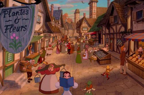 10 cảnh ngoài đời đẹp như cổ tích trong phim Disney - 3