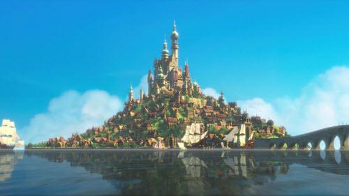 10 cảnh ngoài đời đẹp như cổ tích trong phim Disney - 5