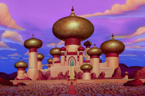10 cảnh ngoài đời đẹp như cổ tích trong phim Disney - 9