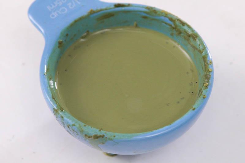 Bánh trà xanh đậu hũ lạ miệng mà ngon bất ngờ - 5