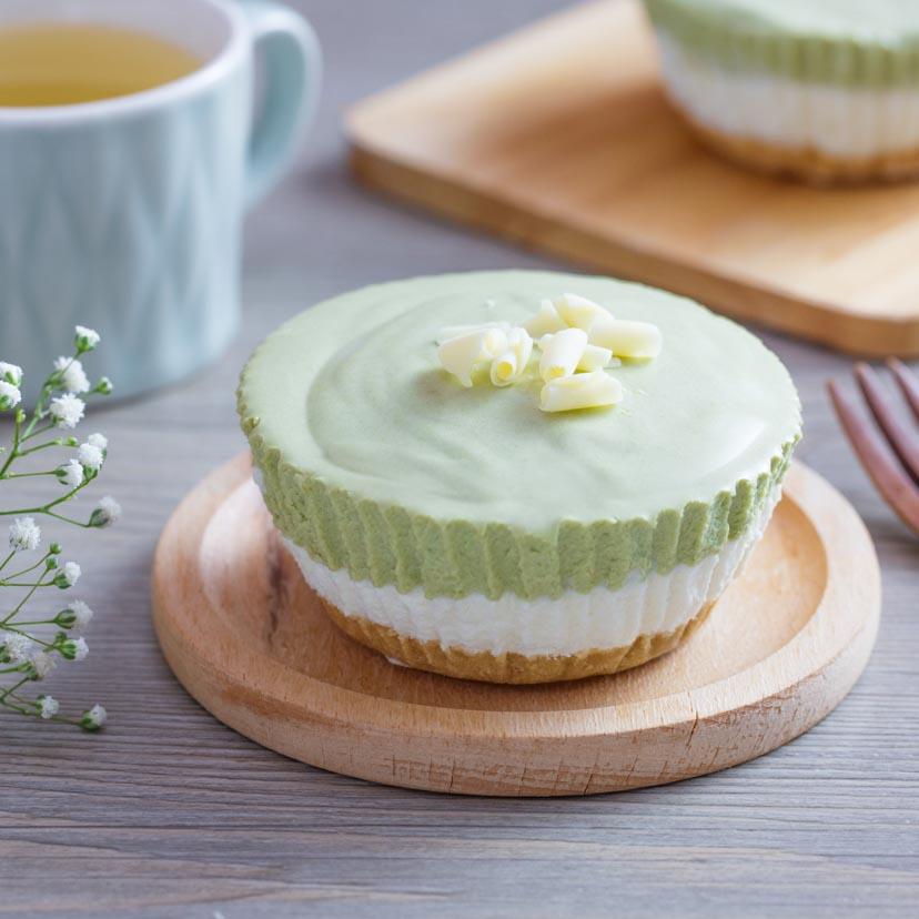 Bánh trà xanh đậu hũ lạ miệng mà ngon bất ngờ - 10