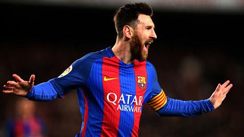 Vua phá lưới Champions League: Khó tuột tay Messi - 1