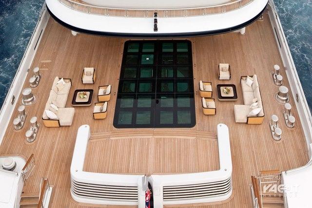 """Dân chơi Ả Rập tuổi 30 mua siêu du thuyền trong """"chớp mắt"""" - 2"""