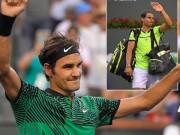 """Thể thao - Federer - Nadal: """"Tàu tốc hành"""" là khắc tinh của """"Bò tót"""""""