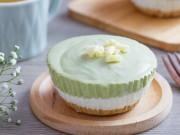 Bánh trà xanh đậu hũ lạ miệng mà ngon bất ngờ