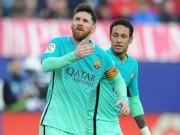 Bóng đá - Vua phá lưới Champions League: Khó tuột tay Messi