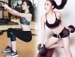 Mê mệt vì 4 hoa hậu Việt độc thân diện đồ gym bó sát