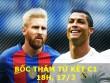 Bốc thăm tứ kết Cúp C1: Real sợ Leicester hơn Kinh điển