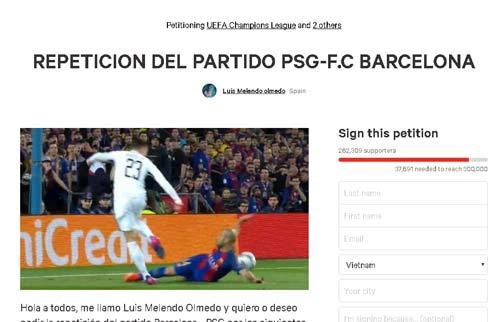 Trăm nghìn fan đòi Barca - PSG đá lại: Pique thêm dầu vào lửa - 4