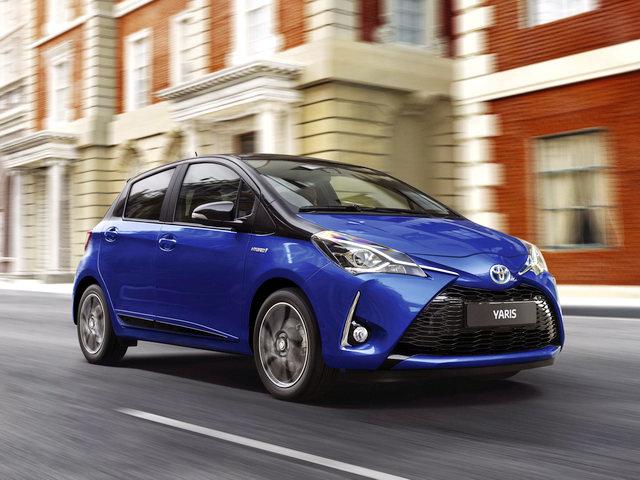 Toyota Yaris 2017 có giá từ 351 triệu đồng - 1