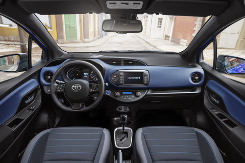 Toyota Yaris 2017 có giá từ 351 triệu đồng - 3