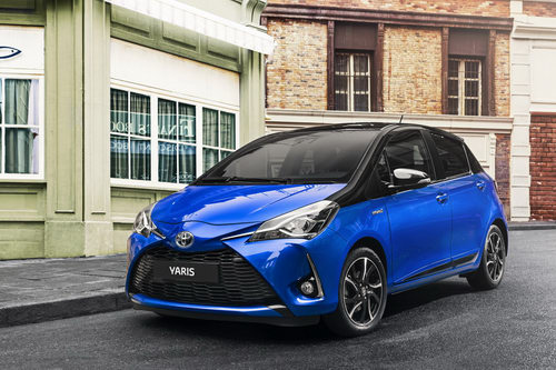 Toyota Yaris 2017 có giá từ 351 triệu đồng - 4