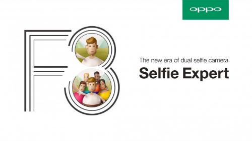 Oppo F3 và F3 Plus dùng camera selfie kép lên kệ tuần sau - 1