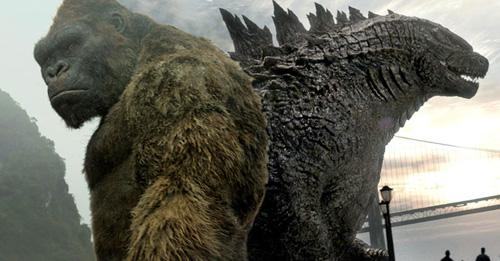 """Hé lộ vũ trụ điện ảnh toàn... quái vật khủng sau """"Kong"""" - 2"""