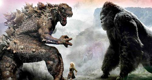 """Hé lộ vũ trụ điện ảnh toàn... quái vật khủng sau """"Kong"""" - 4"""