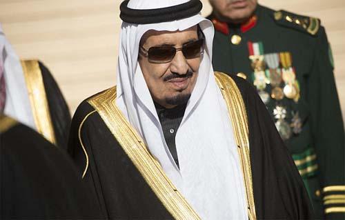 Vua Saudi tặng quà 375.000 USD cho quan chức Indonesia - 1