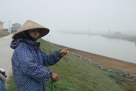 Cận cảnh đoạn sông khiến chủ tịch Bắc Ninh bị đe dọa - 4