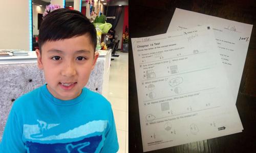 Bất ngờ thành tích học tập của con sao Việt ở nước ngoài - 2