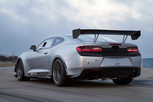 Chevrolet Camaro GT4.R: Siêu xe cơ bắp thế hệ mới - 2