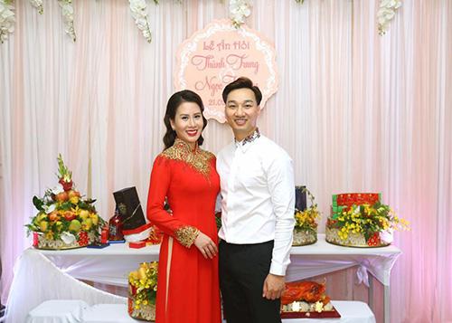 Vợ chồng Thành Trung chuyển đến căn hộ cao cấp trước lễ cưới - 4
