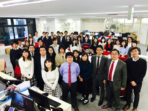 Chìa khóa thành công của du học sinh tại Nhật - 2