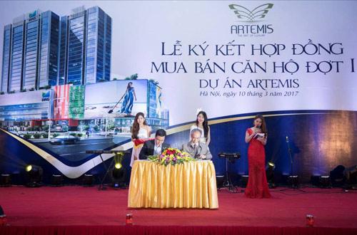 Sự kiện trả hợp đồng của dự án Artemis thu hút hơn 400 khách hàng - 5