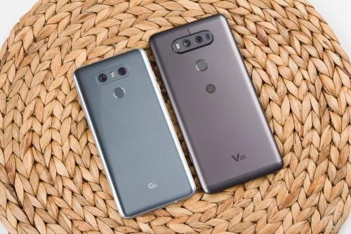 Đánh giá LG G6 và V20: Camera kép song đấu - 4