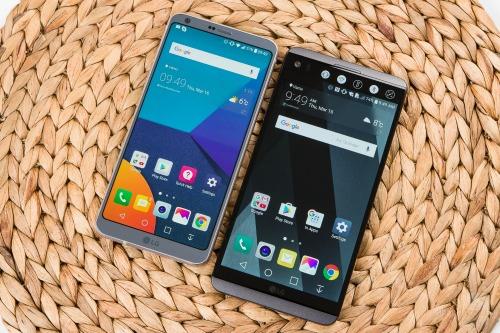Đánh giá LG G6 và V20: Camera kép song đấu - 1