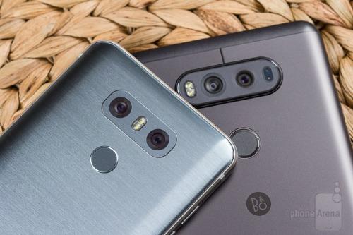 Đánh giá LG G6 và V20: Camera kép song đấu - 11
