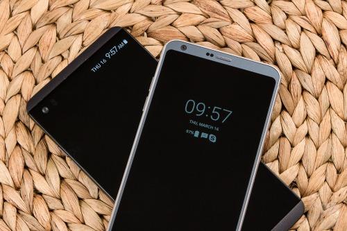 Đánh giá LG G6 và V20: Camera kép song đấu - 6