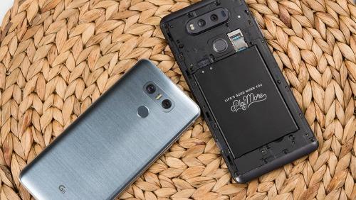 Đánh giá LG G6 và V20: Camera kép song đấu - 5