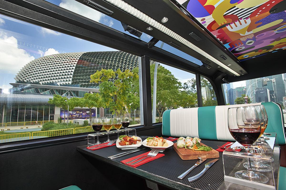 """4 quán ăn trên thế giới giống """"bún chả xe khách"""" ở Hà Nội - 10"""