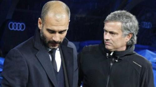 """MU vượt mặt Man City: Pep """"chào thua"""" Mourinho - 1"""