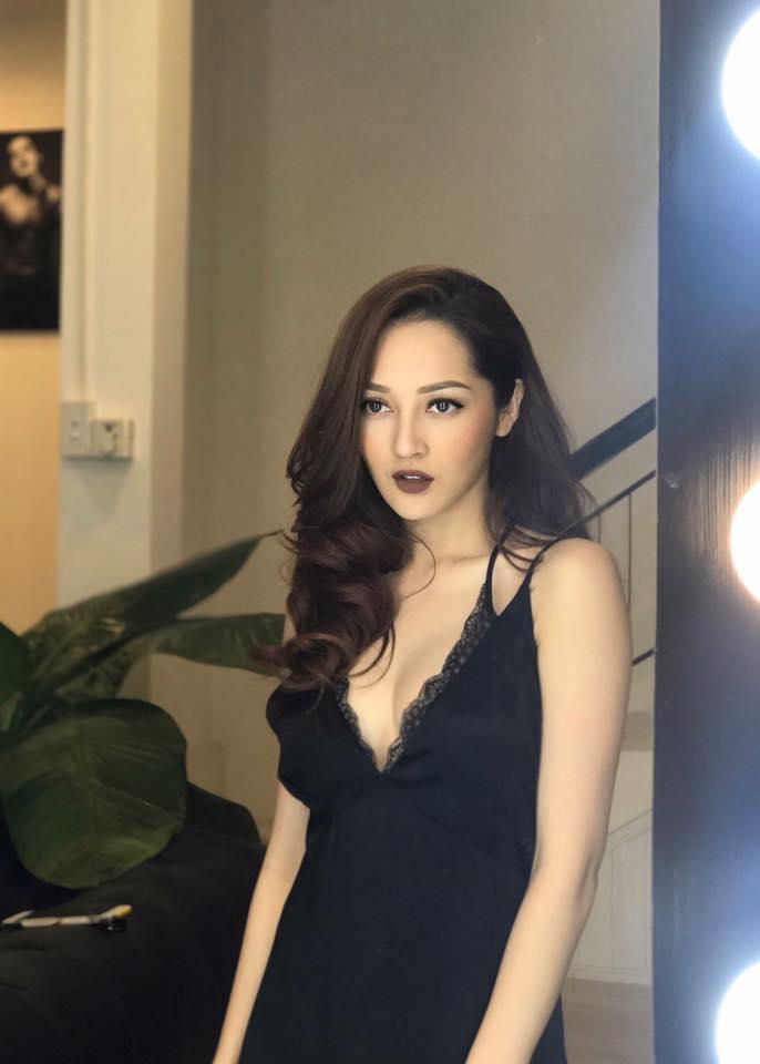 """Là """"hoa có chủ"""", bạn gái Hồ Quang Hiếu vẫn khiến bao kẻ điêu đứng - 1"""