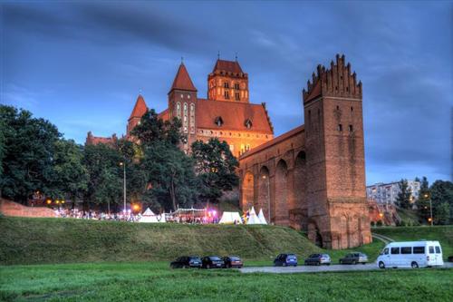 Những tòa lâu đài đẹp như cổ tích tại Ba Lan - 5