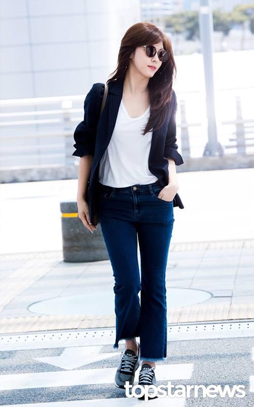 """Chiếc áo """"thần thánh"""" cô gái Hàn nào cũng thích - 5"""