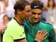 """Thể thao - Federer có """"hat-trick"""" thắng Nadal: Sự tái xuất ngoạn mục"""
